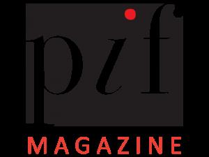 Pif Magazine logo