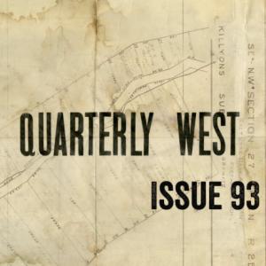 Quarterly West logo